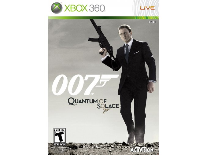 Xbox 360 007: Quantum of Solace