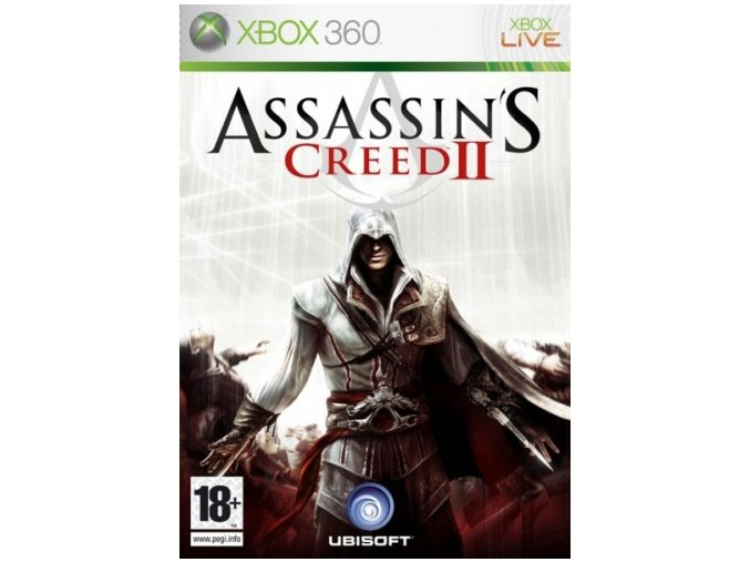 X360 Assassin's Creed 2