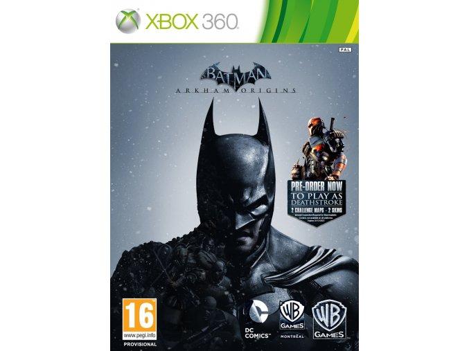Xbox 360 Batman: Arkham Origins
