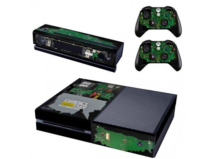 Xbox One Polep Skin Hardware