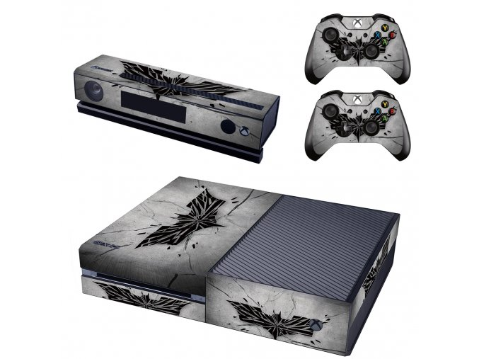 Xbox One Polep Skin Batman