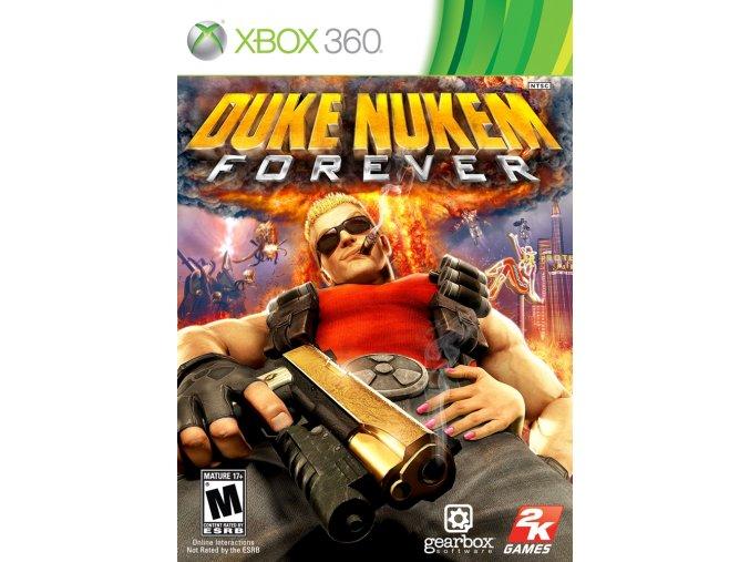 Xbox 360 Duke Nukem: Forever