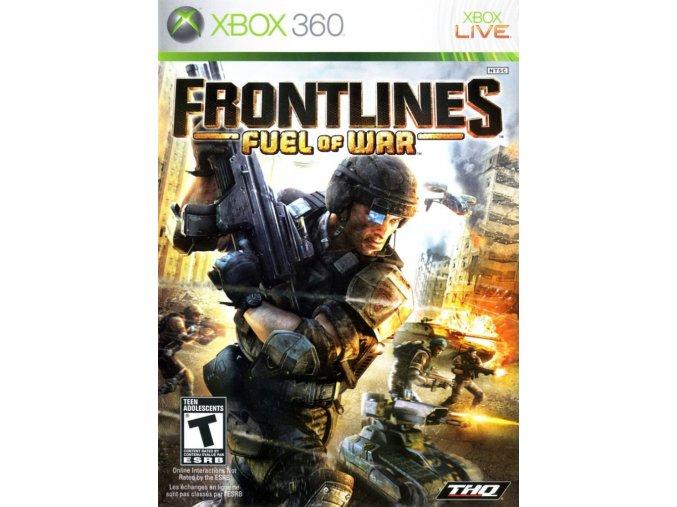 Xbox 360 Frontlines: Fuel of War