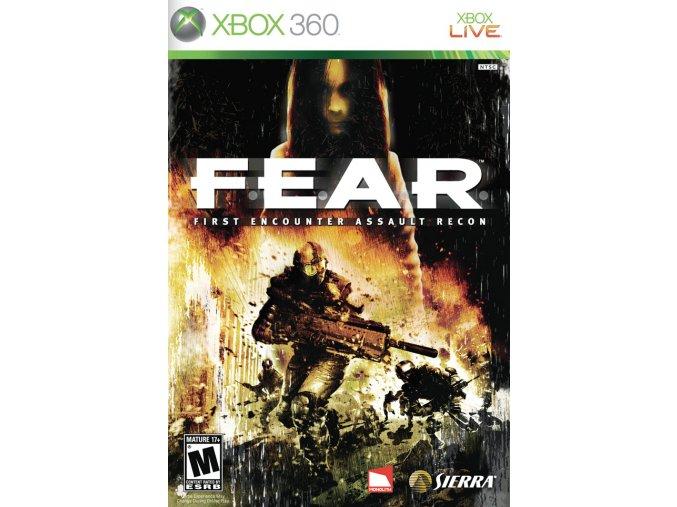 Xbox 360 FEAR