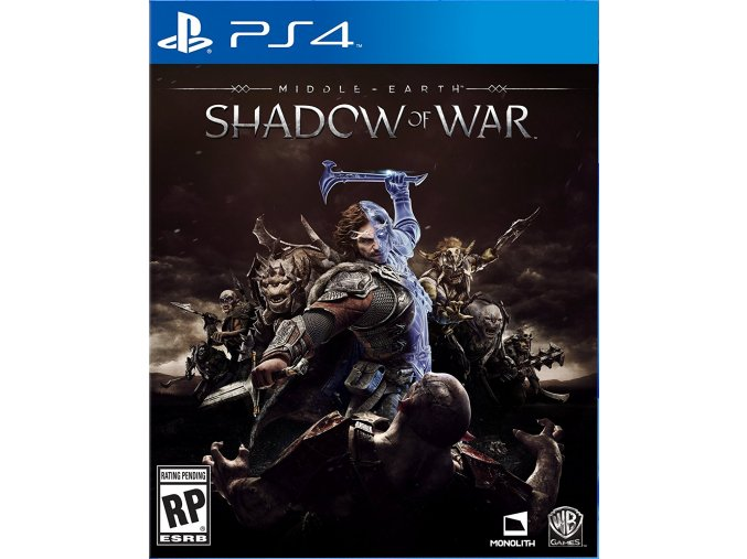 PS4 Middle Earth: Shadow of War