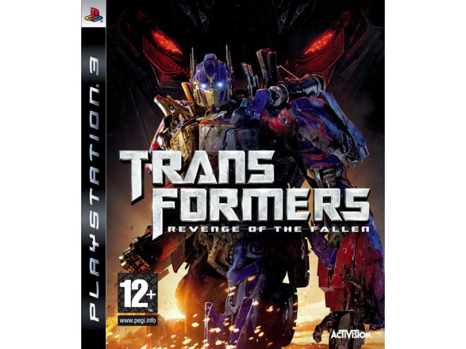 PS3 Transformers: Revenge of the Fallen