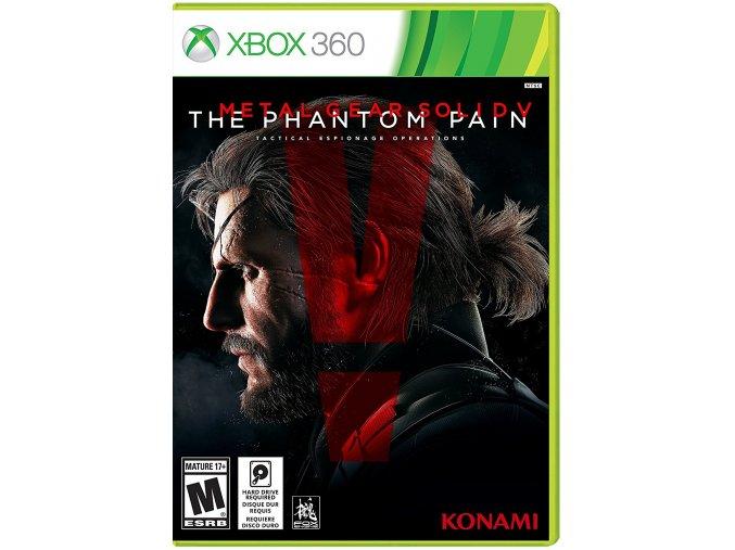 Xbox 360 Metal Gear Solid V: The Phantom Pain