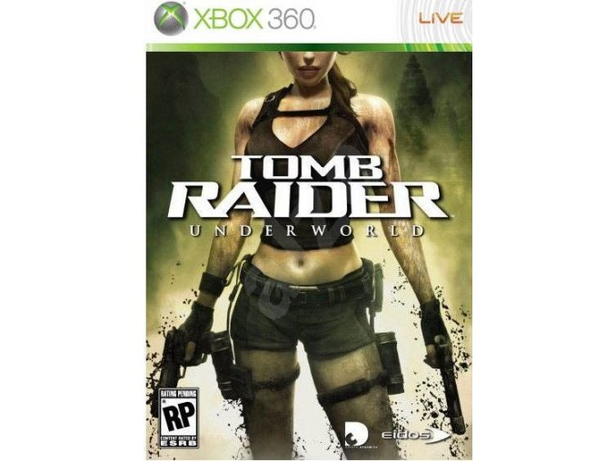 Xbox 360 Tomb Raider: Underworld