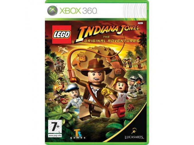 Xbox 360 LEGO Indiana Jones: The Original Adventures