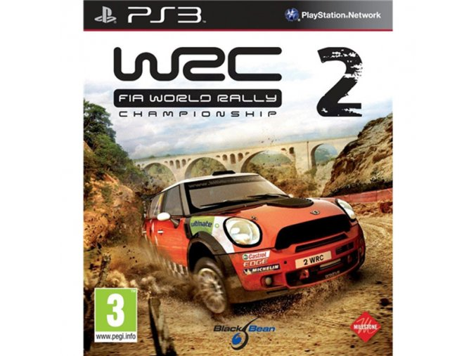 PS3 WRC 2: FIA World Rally Championship