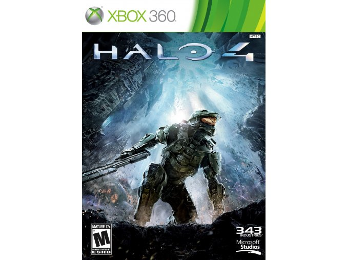 Xbox 360 Halo 4