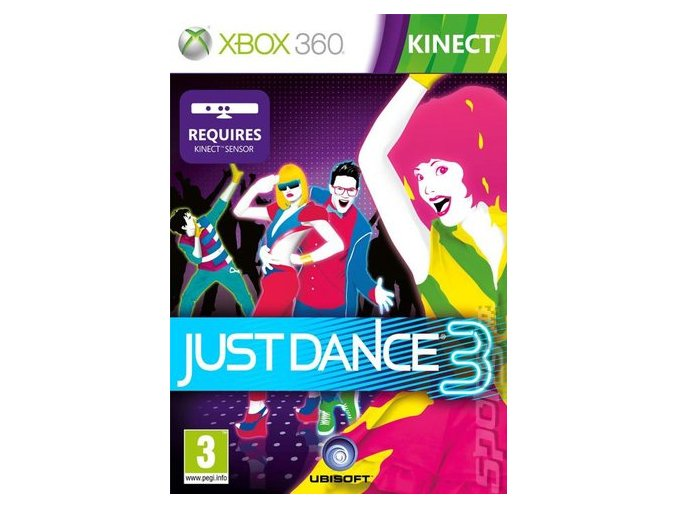 Xbox 360 Just Dance 3 (Special Edition)