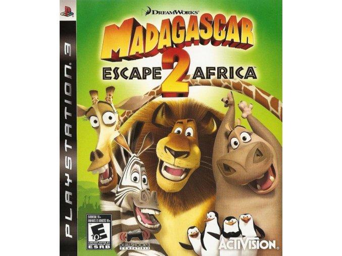 PS3 Madagascar: Escape 2 Africa