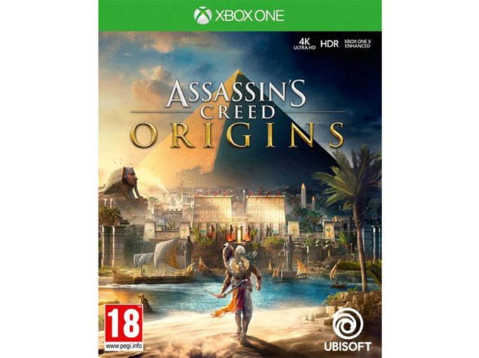 Xbox One Assassins Creed Origins