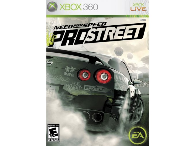 Xbox 360 Need for Speed: ProStreet