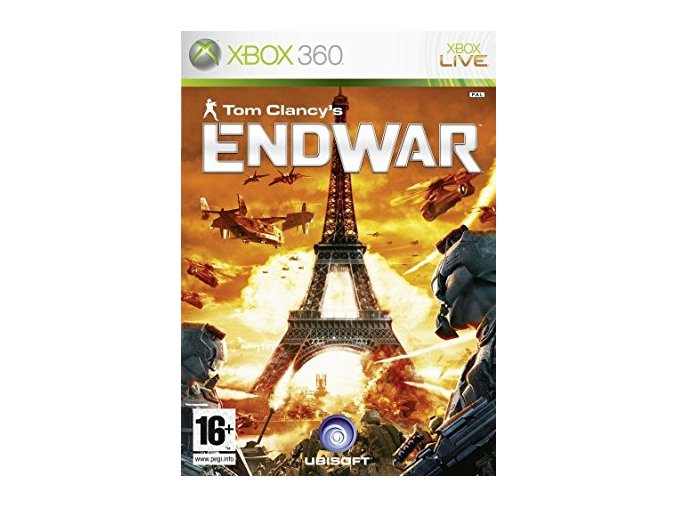 Xbox 360 Tom Clancy's EndWar