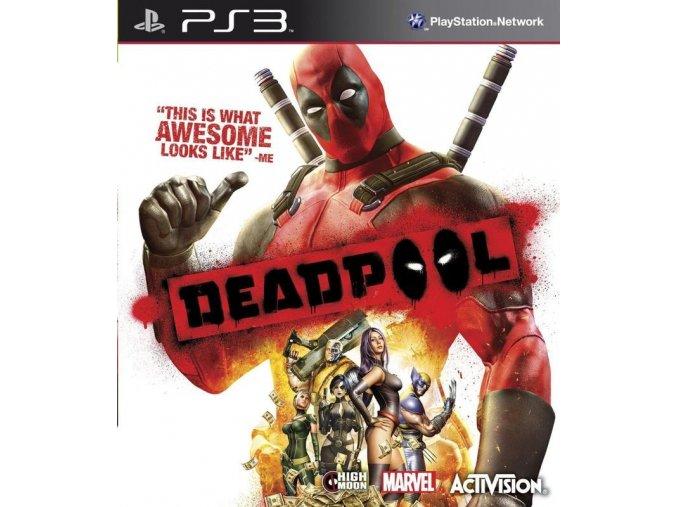 PS3 Deadpool