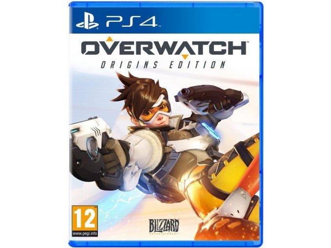 Playstation 4 Overwatch Origins Edition