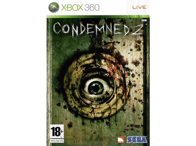 Xbox 360 Condemned 2