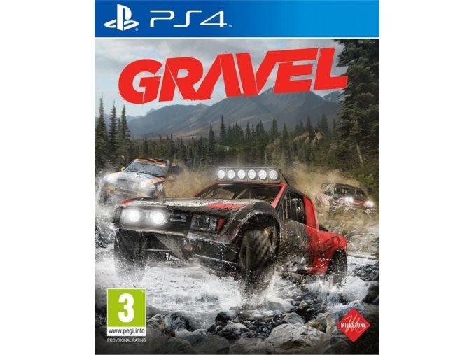Playstation 4 Gravel