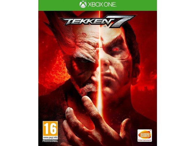 Xbox One Tekken 7
