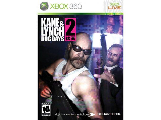 Xbox 360 Kane & Lynch 2: Dog Days