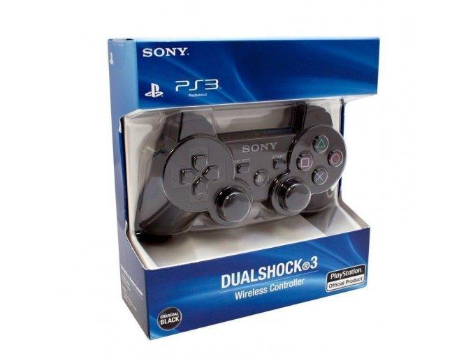 Sony Dualshock 3 Black (PS3)
