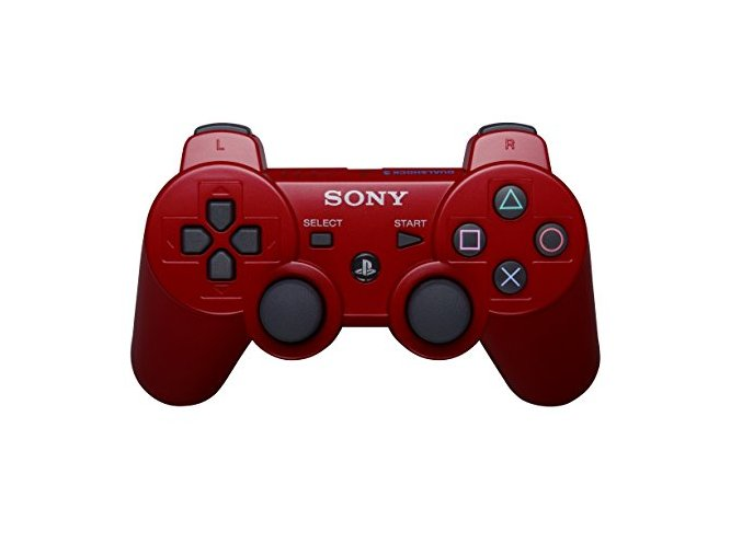 Sony Dualshock 3 Red (PS3)