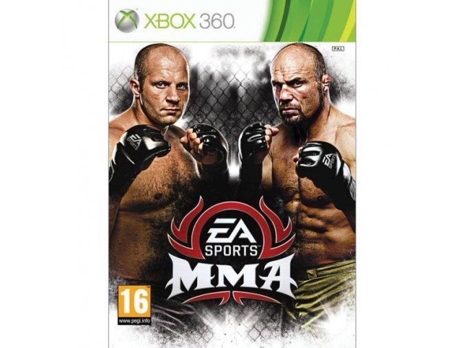 Xbox 360 MMA