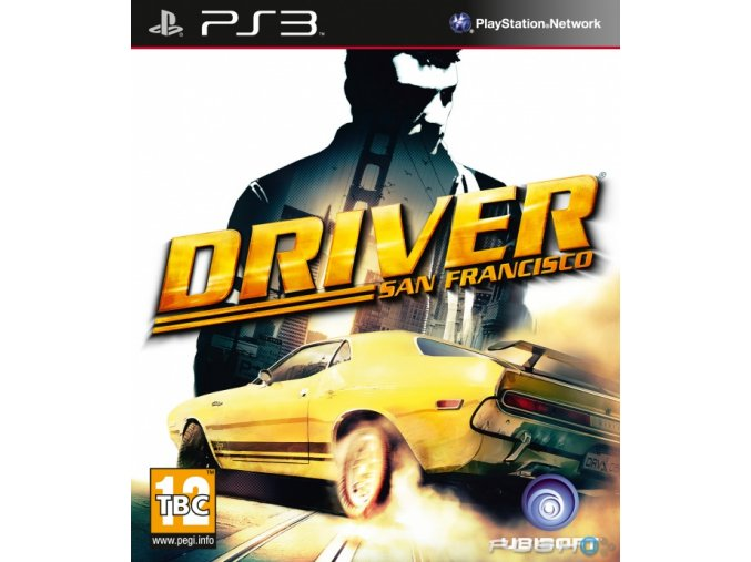 PS3 Driver San Francisco