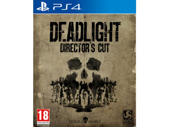 PS4 Deadlight: Director's Cut
