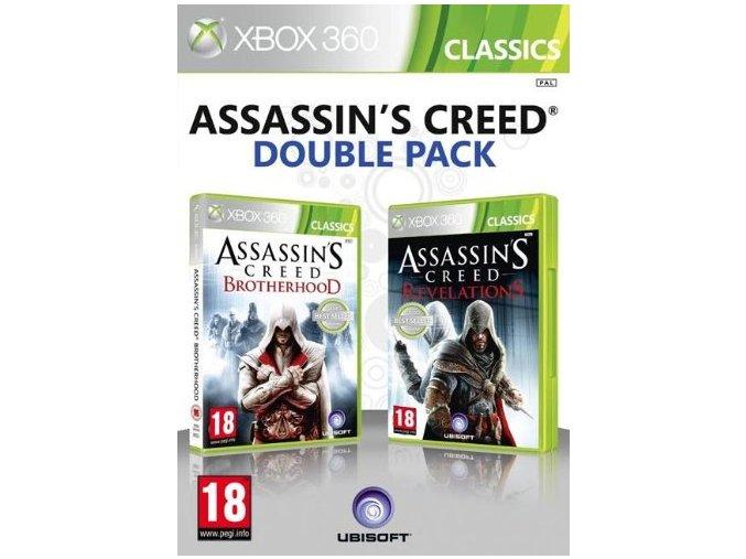 Xbox 360 Assassin's Creed: Brotherhood & Revelations