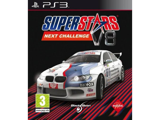 PS3 Superstars V8: Next Challenge
