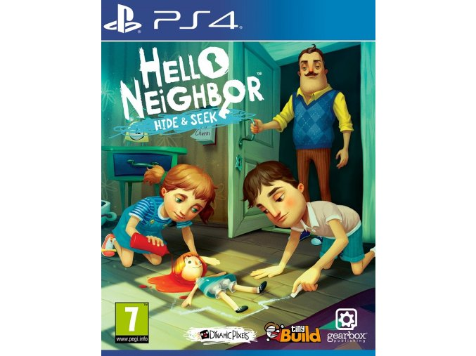 PS4 Hello Neighbor: Hide and Seek