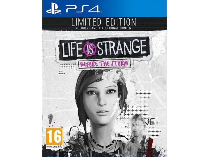 PS4 Life is Strange: Before the Storm