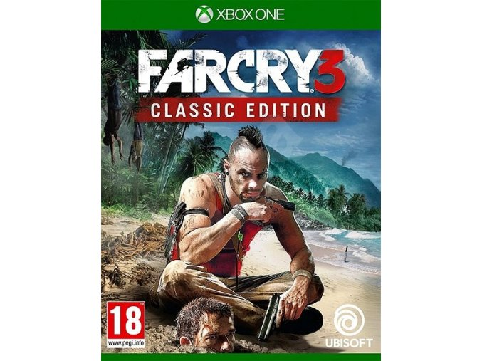 Xbox One Far Cry 3