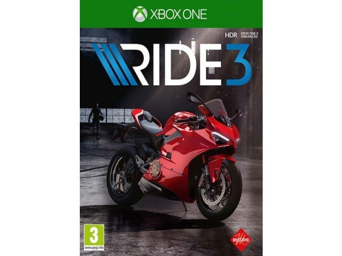 Xbox One Ride 3