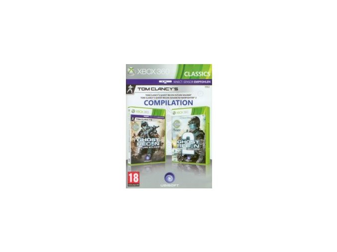 Xbox 360 Tom Clancy's Ghost Recon Double Pack