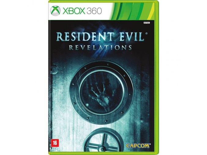Xbox 360 Resident Evil: Revelations