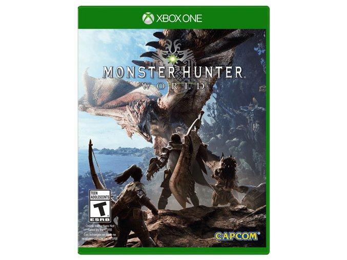 Xbox One Monster Hunter: World