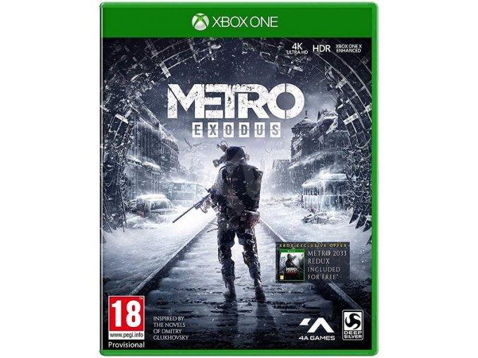 Xbox One Metro: Exodus (Day one Edition)