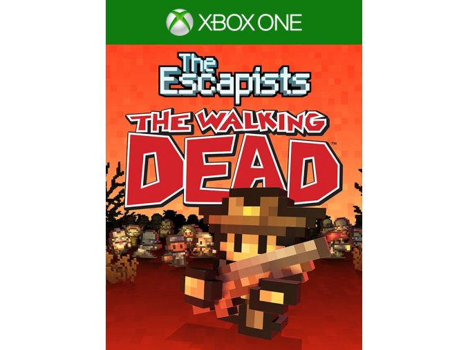 Xbox One The Escapists: Walking Dead Edition