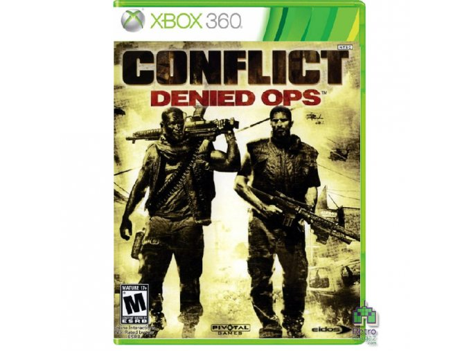 Xbox 360 Conflict: Denied Ops