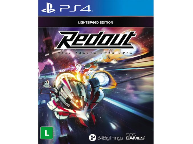 PS4 Redout (Lightspeed Edition)