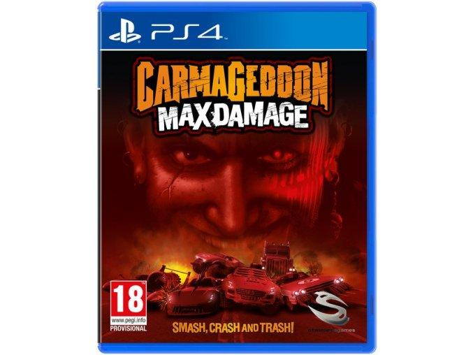 PS4 Carmageddon: Max Damage