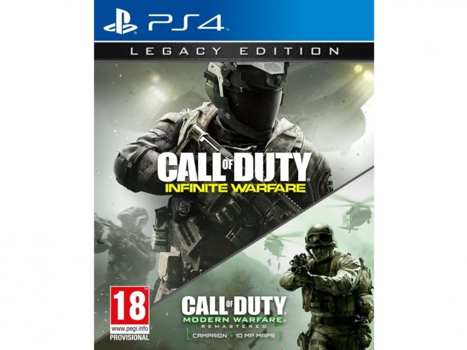 PS4 Call of Duty: Infinite Warfare (Legacy Edition)