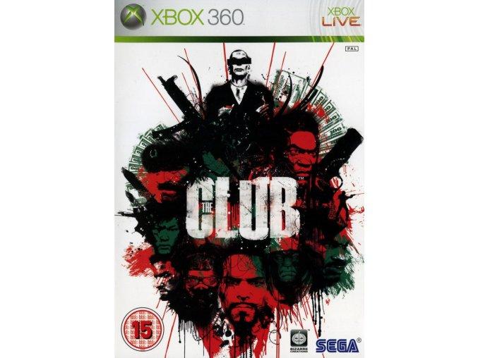 Xbox 360 The Club