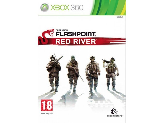 Xbox 360 Operation Flashpoint: Red River