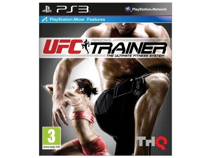 PS3 UFC: Personal Trainer