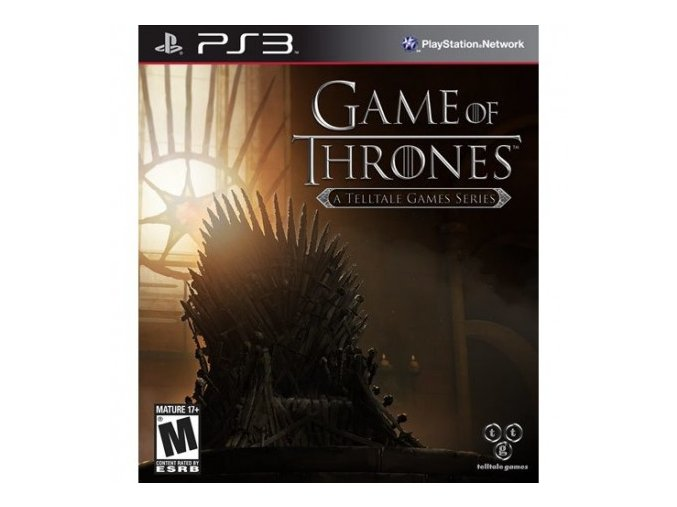 PS3 Game of Thrones A telltale Games Series